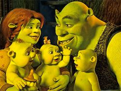 Shrekfamily